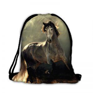 Plecak piękny koń