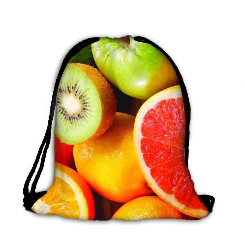 Worek plecak soczyste owowce