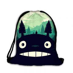 Worko-plecak czarny stworek
