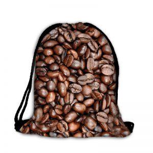 Worko plecak ziarenka kawy