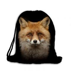 Worek plecak rudy lis