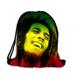 Worek plecak oryginalny wzór Bob Marley 059